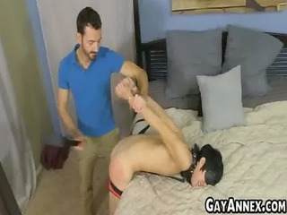 twink receives slammed by mature boyz